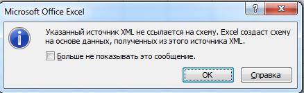 Окно сообщения.