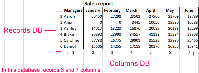 Creating A Database In Excel For Customers With Examples And Templates