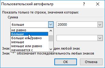 Как сделать сумму по фильтру 619